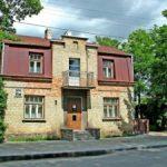 Poeto Jovaro namas. Ausrosmuziejus.lt nuotr.