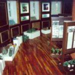 Vandentvarkos muziejus. Muziejaus nuotr.