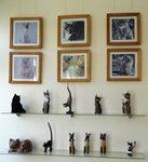 Katinų muziejus. Muziejaus nuotr.