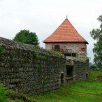 Trakų pusiasalio pilis