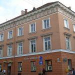 Tyzenhauzų rūmai. wikipedia.org nuotr.