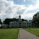 Astravo dvaro rūmų fasadas. heritage.lt nuotr.