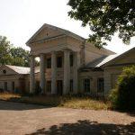 Dūkšto dvaro rūmų fragmentas. heritage.lt nuotr.