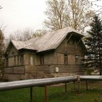 Jurdaičių dvaro gyvenamas pastatas. heritage.lt nuotr.