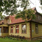 Daugėlių dvaro gyvenamas namas. heritage.lt nuotr.