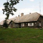 Užvenčio dvaro gyvenamas namas. heritage.lt nuotr.