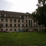 Paupio dvaro sodybos gyvenamas namas. heritage.lt nuotr.