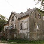 Žemgrindžių dvaro rūmai. heritage.lt nuotr.