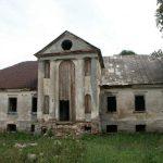 Burbiškių dvaro rūmai. heritage.lt nuotr.