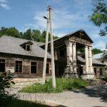 Abromiškių dvaro rūmai. heritage.lt nuotr.