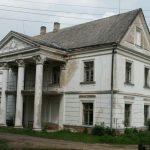 Veprių dvaro rūmai. heritage.lt nuotr.