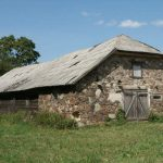 Vaikutėnų dvaro ūkinis pastatas. heritage.lt nuotr.