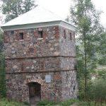 Stelmužės dvaro vergų bokštas. heritage.lt nuotr.