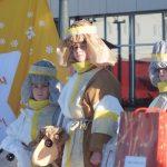 Tris Karalius atlydėjo įspūdingi avinėliai / Marijampolės savivaldybės administracijos nuotr.