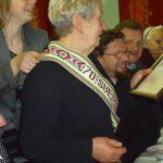 Jubilijatai Vytautas Povilas Glebavičius ir Pranciška Glebavičienė