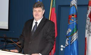 Administracijos direktoriaus pavaduotoju išrinktas Rimantas Žebrauskas