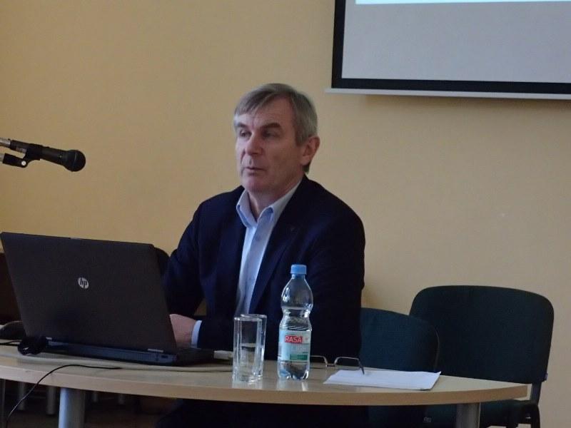 doc.dr. Viktoras Pranckietis / Zitos Kazulėnienės nuotr.