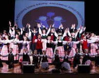 Mažeikių choreografijos mokyklos vaikų ir jaunimo liaudiškų šokių studija KAUŠKUTIS