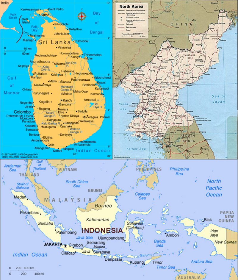 Afrika Karta Guinea.Geopolitikos Diagnostika Siaurės Korėja Sri Lanka Indonezija