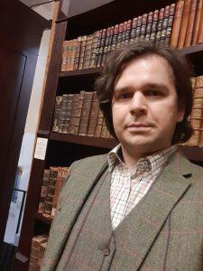 Vytauto Didžiojo universiteto Viešosios komunikacijos katedros docentas dr. Ignas Kalpokas