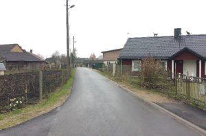 Radviliškio miesto Klaipėdos gatvės kapitalinio remonto darbai
