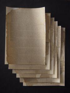 Dokumentai po restauravimo