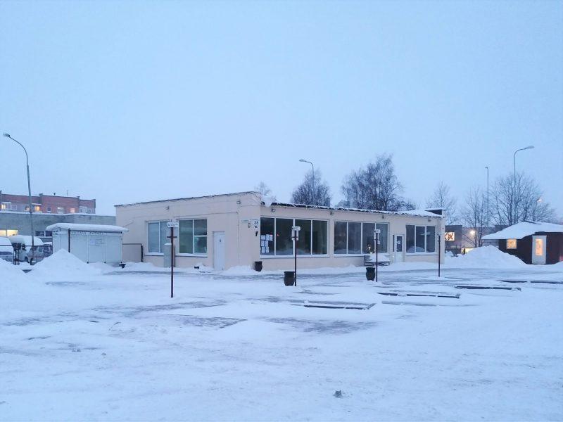 Dabartinė stotis
