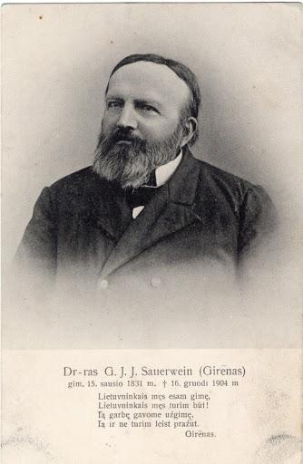 Jurgis Zauerveinas (1831-1904)