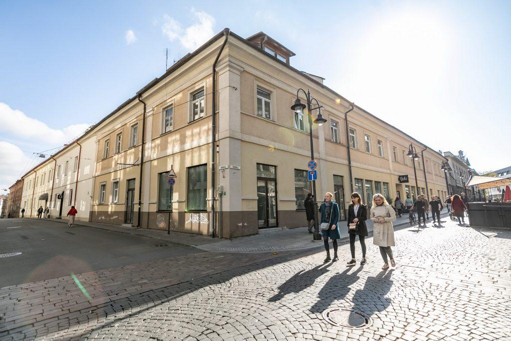 Vilniaus g. 20 / Sauliaus Žiūros nuotr.