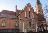 Vytauto Didžiojo bažnyčios stogo remontas