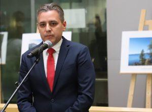 Andrius Cechanavičius, Vyriausybės atstovas Kauno ir Marijampolės apskrityse