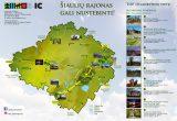 Nuotraukos žemėlapyje: Zigmo Ripinskio, Žydrūno Budzinausko, Irenos Berštienės, Brigitos Povilionienės, Dariaus Ancerevičiaus, Kurtuvėnų regioninio parko direkcijos archyvo