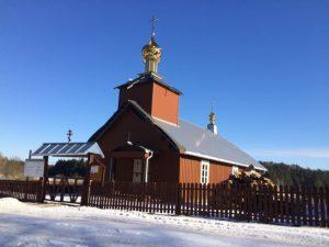 Daniliškių Švč. Trejybės sentikių cerkvės tvarkybos darbai