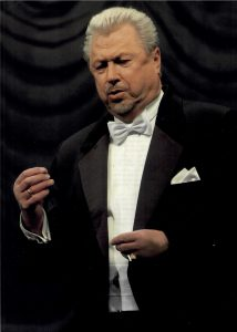 Lietuvos operos legenda V.Noreika
