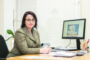 LR Seimo narė Guoda Burokienė