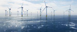 Jūros vėjo jėgainės / Envato nuotr.