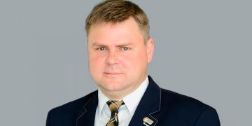 LŠMPS pirmininkas Egidijus Milešinas