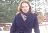"""Projekto """"Tiltagaliai – mažoji Lietuvos kultūros sostinė"""" koordinatorė, Tiltagalių kultūros centro direktorė Renata Kopūstienė"""