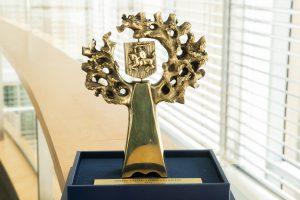 Abiejų Tautų apdovanojimas / Džojos Barysaitės nuotr.