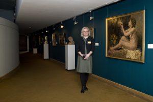 Aušra Vasilaiuskienė - metų muziejininkė 2020 / CDM archyvo nuotr.