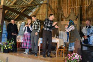 """Mėgėjų teatrų šventės """"Kaimo liktarna"""" tradicijai daugiau kaip 20 m."""