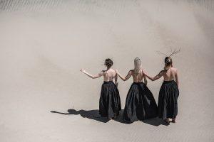 """Šeiko šokio teatras, spektaklis-ekskursija """"Užpustyti"""", nuotr. Kemel photography"""