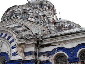 Švenčionių cerkvė 2014 m. / KIC nuotr.