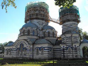 Švenčionių cerkvė 2015 m. / KIC nuotr.