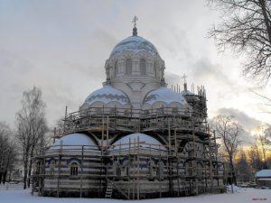 Švenčionių cerkvė 2017 m. / KIC nuotr.