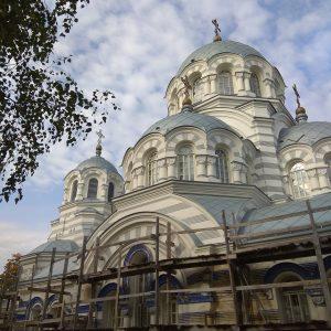 Švenčionių cerkvė 2020 m. / KIC nuotr.