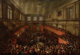 Gegužės 3 d. Konstitucijos priėmimas, Kazimiero Voiniakovskio paveikslas