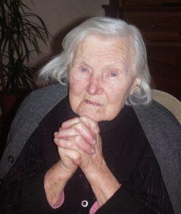 Sibiro tremtinei Elenai Gineitienei gegužės 29-ąją sukako 94 metai / Broniaus Vertelkos nuotr.