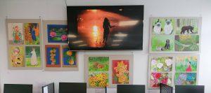 Marytės Šaučiulienės tapybos darbų paroda