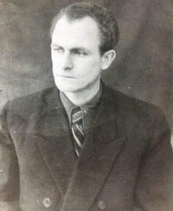 Mikas Klusas 1956 m.